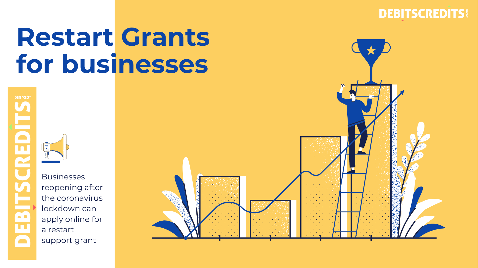 Restart grants for businesses